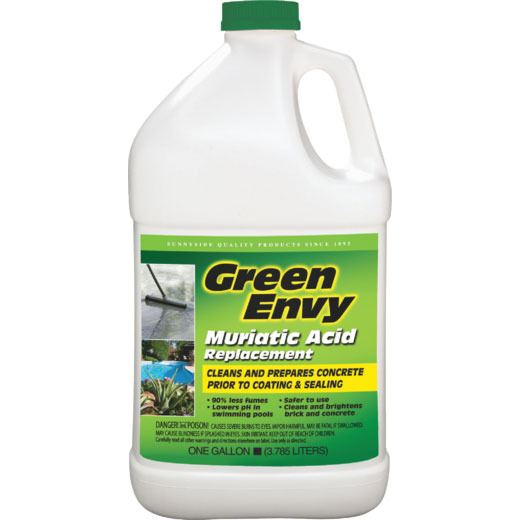 Concrete & Driveway Cleaners