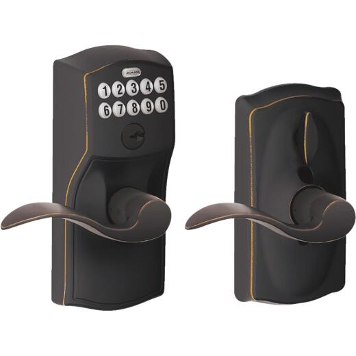 Electronic Entry Lockset