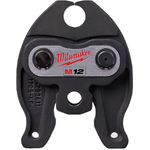 Milwaukee 1/2 In. PEX Crimp Jaw for M12 Force Logic Cordless Press Tool