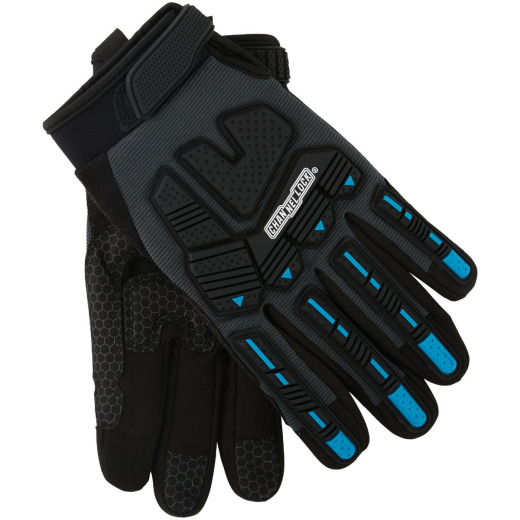 Channellock Men's Large Synthetic Leather Heavy-Duty Mechanic Glove